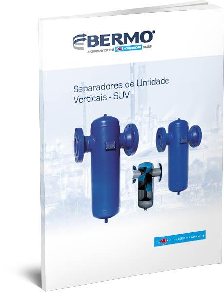 Separadores de Umidade Verticais SUV - BERMO