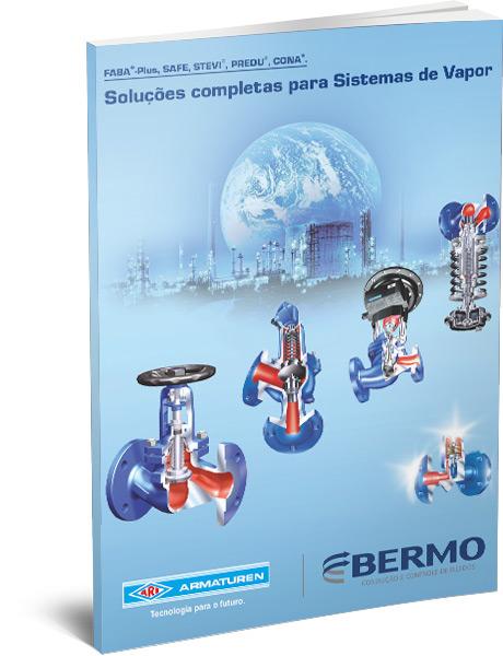 Soluções Completas para Sistemas de Vapor - ARI Armaturen