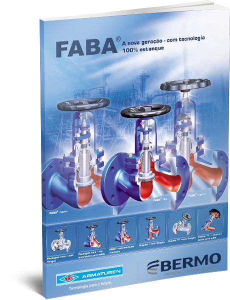 Válvulas Globo - ARI-FABA Plus e ARI-SUPRA - ARI Armaturen