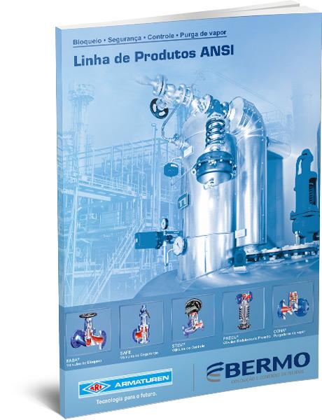 Válvulas de Bloqueio, Segurança, Controle e Purga - Produtos ANSI - ARI Armaturen
