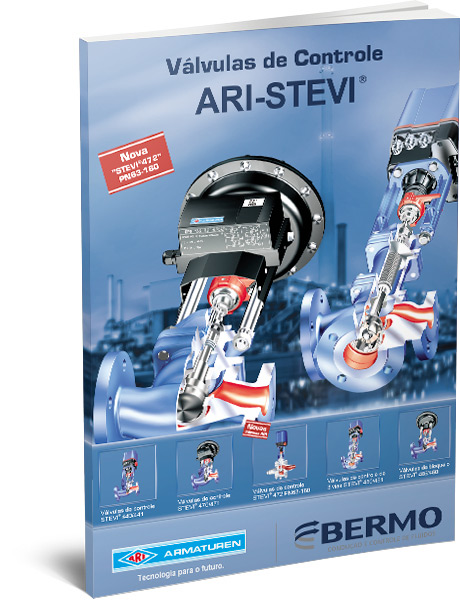 Válvulas de Controle - ARI-STEVI - ARI Armaturen