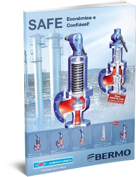 Válvulas de Segurança ARI-SAFE - ARI Armaturen