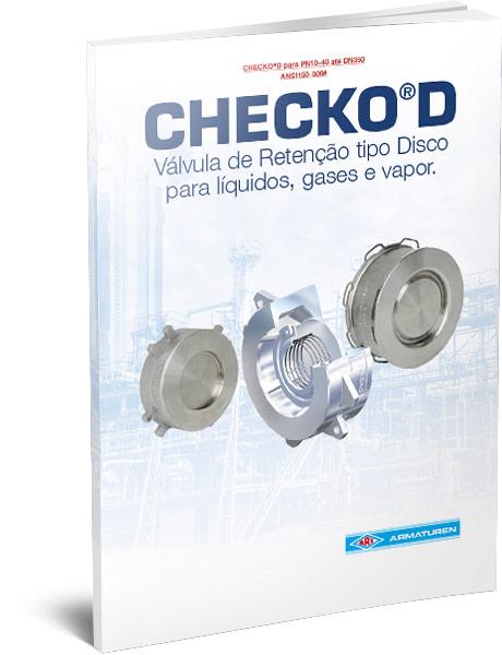 Válvulas de Retenção CHECKO-D - ARI Armaturen