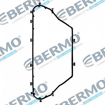 Gaxeta para Trocador de Calor - BW100B