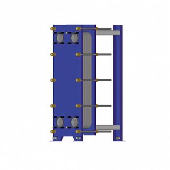 GP20 - Trocador de Calor a Placas Gaxetado