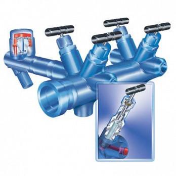 Coletor / Distribuidor de Vapor e Condensado - ARI-CODI B