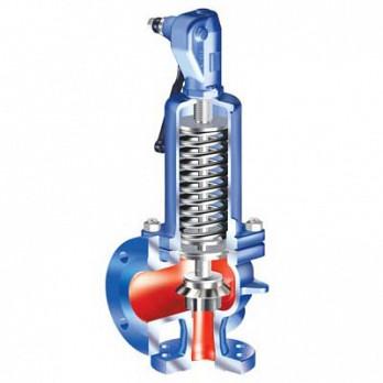 Válvula de Segurança - ARI-SAFE-SN ANSI