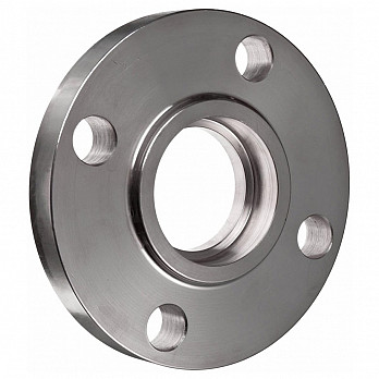 Flange tipo Liso - Inox 304L - ANSI / DIN