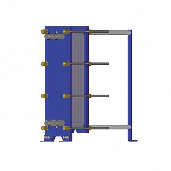 GP10 - Trocador de Calor a Placas Gaxetado