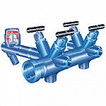 Coletor / Distribuidor de Vapor e Condensado - ARI-CODI S