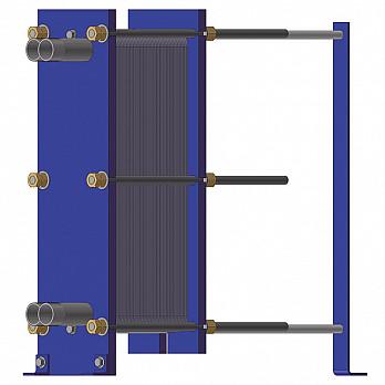 GP04 - Trocador de Calor a Placas Gaxetado