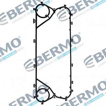 Gaxeta para Trocador de Calor - BP100B
