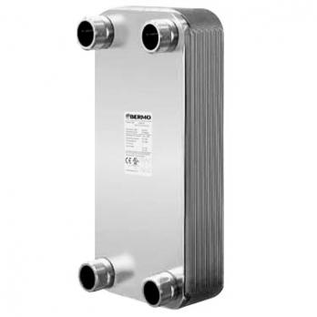BLN120- Trocador de Calor a Placas Brasado Inox